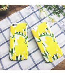 the tulip hard iphone case