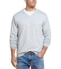 weatherproof vintage men's v-neck sweater