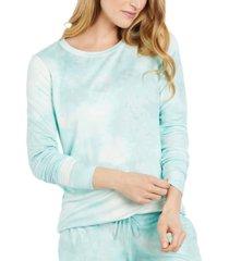 motherhood maternity tie-dyed maternity sweatshirt