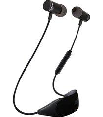 audífonos bluetooth, auriculares inalámbricos con micrófono - negro