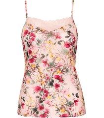 onderhemden lisca gabrielle tank top hemdje roze