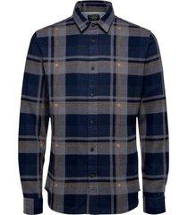 skjorta slhreggunnar-new shirt ls mix w