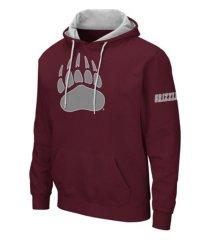 colosseum montana grizzlies men's big logo hoodie