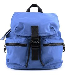mochila azul xl extra large morita