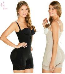 fajas diane & geordi 2396 colombianas women's post lipo, post partum body shaper