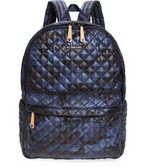 mz wallace metro backpack - blue