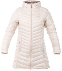 chaqueta alpine  steam-pro long crudo lippi