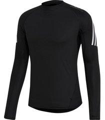 tränings-t-shirt alphaskin sport + 3-stripes