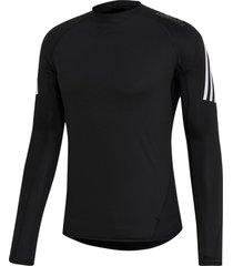tränings-t-shirt alphaskin sport + 3-stripes