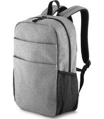 mochila para notebook topget tgm13 cinza mesclado