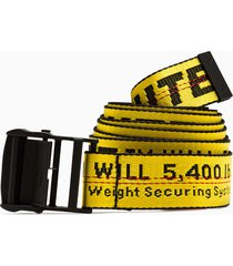 off-white off-white classic industrial belt owrb009e20fab001