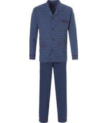 heren pyjama robson doorknoop 27192-710-6-3xl/58