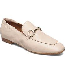 shoes 2514 loafers låga skor beige billi bi