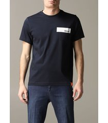 hogan t-shirt hogan short-sleeved t-shirt with logo