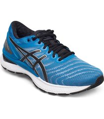 gel-nimbus 22 shoes sport shoes running shoes blå asics