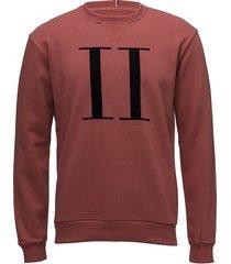 encore sweatshirt sweat-shirt tröja röd les deux