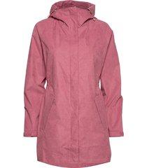 raglan jacket zomerjas dunne jas roze makia