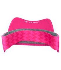 viseira running sp pink- sportbr