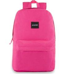 envío gratis mochila joy rosado  unisex croydon