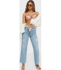 only onlmolly hw wide lb dnm jeans bj loose fit