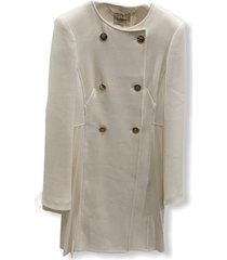 plisse chanel coat