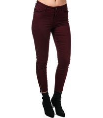 womens hot seven ankle zip trousers