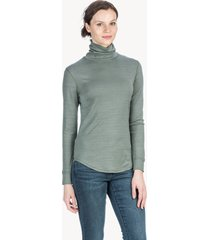 lilla p long sleeve turtleneck top
