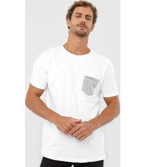 camiseta yachtsman bolso branca