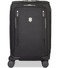 "victorinox swiss army vx avenue 22"" frequent flyer softside carry-on"
