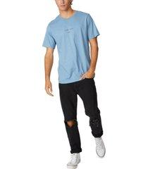 men's tbar text t-shirt