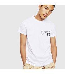 camiseta para hombre t-hover diesel