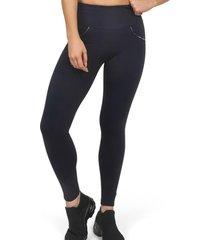calza leggings negro jeans franja plateada bia brazil