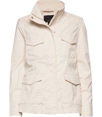 classic utility jacket outerwear jackets utility jackets crème banana republic