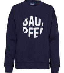 jaala sweat-shirt tröja blå baum und pferdgarten