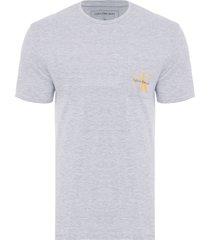 6b69bca83 Camisetas - Masculino - Calvin Klein Jeans - Cinza - 97 produtos com ...
