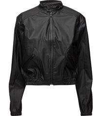 rain jacket regenkleding zwart ilse jacobsen