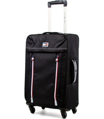 "tommy hilfiger casual xl 21"" carry-on spinner"