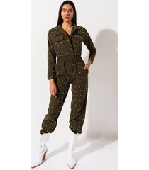 akira that pearl life utility jumpsuit
