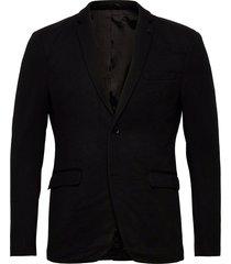 blazers knitted blazer kavaj svart esprit casual