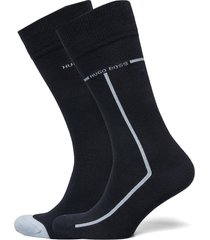 2p rs logo stripe cc underwear socks regular socks blå boss