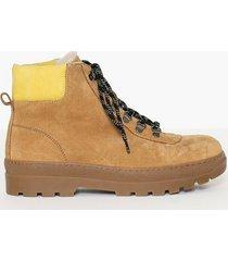 samsøe samsøe hiker boot flat boots