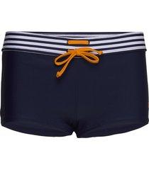 hmlkarmen swim hotpants bikinitrosa blå hummel