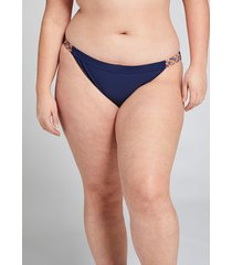 lane bryant women's swim bikini bottom 22 new navy
