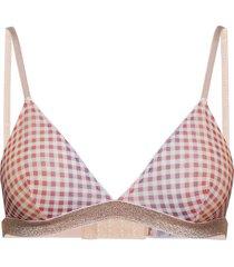 karla tulika bra lingerie bras & tops soft bras rosa becksöndergaard