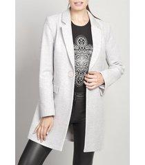 chaqueton mujer lisboa gris perla elemental liola