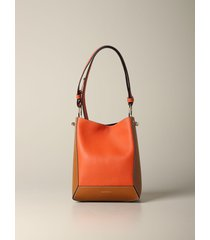 strathberry shoulder bag strathberry wool midi bag in patchwork leather