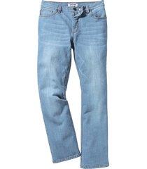 jeans elasticizzati regular fit bootcut (blu) - john baner jeanswear
