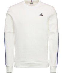sweater le coq sportif tricolore saison crew sweat