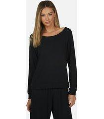 kenny core pullover - black xl