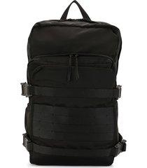 1017 alyx 9sm multi-strap cargo backpack - black
